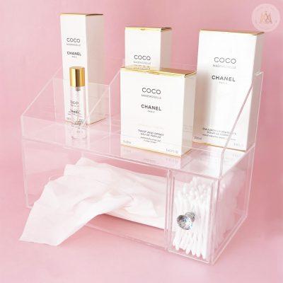 Organizador Kleenex, Cremas y Cotonetes 1