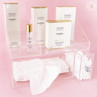 Organizador Kleenex, Cremas y Cotonetes 2