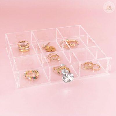 Joyero Mayte anillos