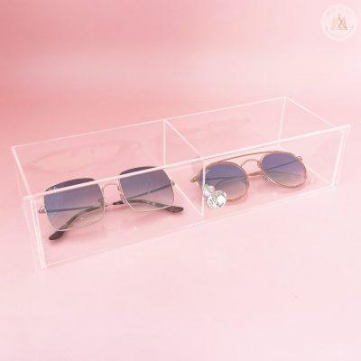 Organizador para lentes