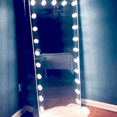 Espejo de Piso cuarto