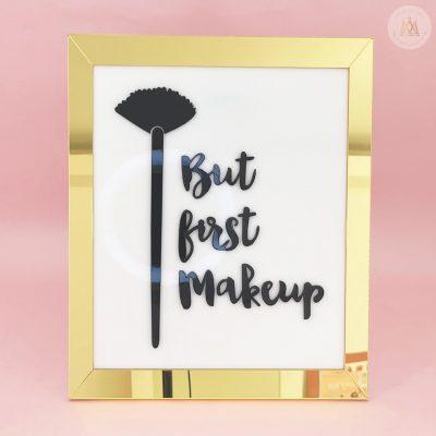 First Make up (4)