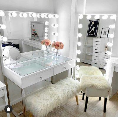 Vanity sofia con espejo