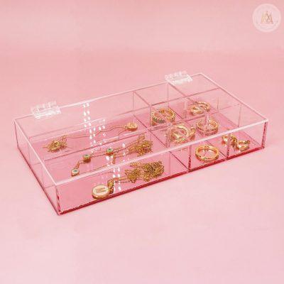Organizador varios acrilico
