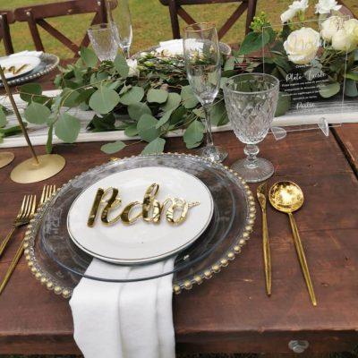 Nombres Platos boda