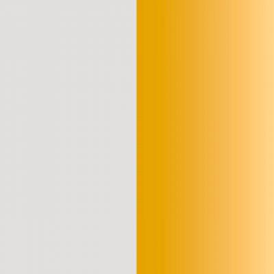 Transparente/dorado efecto espejo